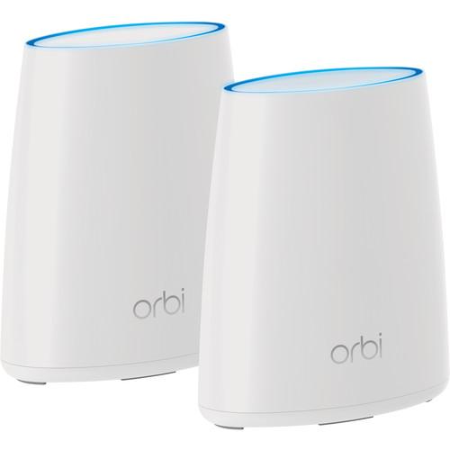 Netgear Orbi Wireless AC2200 Whole Home Tri-Band Wi-Fi System (RBK40) $249.99 Shipped