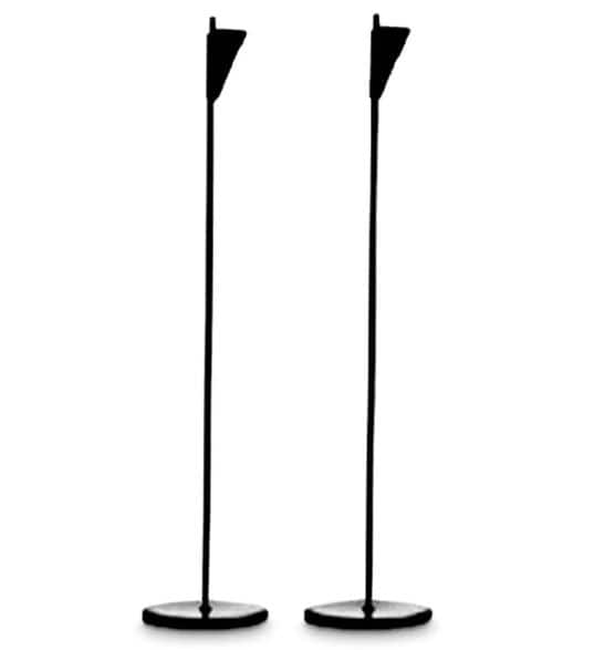 JBL FS400 Refurbished Floor Stands $24.99 Shipped