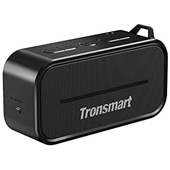 Tronsmart Element T2 Portable IPX5 Waterproof Outdoor 10W Dual-Driver Bluetooth Speaker for $16 AC + FSSS