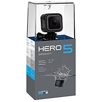 GoPro Hero5 Black Ultra HD 4K Waterproof Wi-Fi Action Camera CHDHX-501 for $254.15 AC + Free Shipping