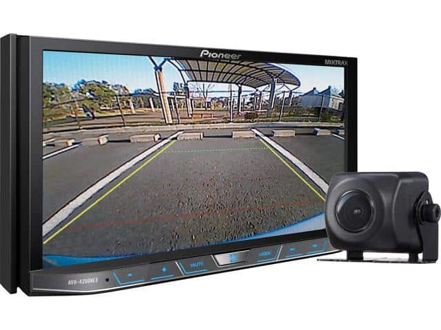 """Pioneer AVH-4201NEX 7"""" Multi-Media Receiver with ND-BC8 Rear-View Camera + $100 Newegg Promotional Gift Card for $569.05 AC Shipped"""
