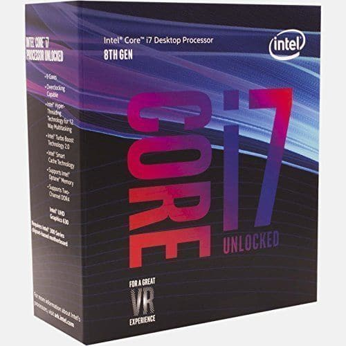 Intel Core i7-8700K Coffee Lake Six-Core 3.7 GHz BX80684I78700K Processor $349.99 + Free Shipping (eBay Daily Deal)