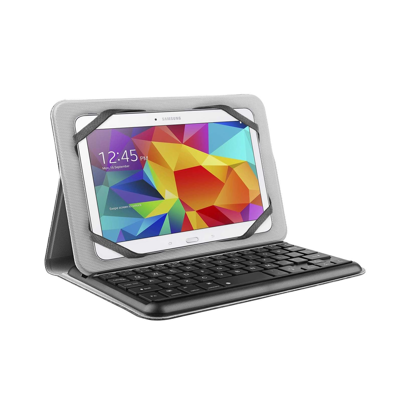 "M-Edge Folio Plus Pro Keyboard for 7-8"" or 9-10""Tablets (New Bulk) $5 + Free Shipping"