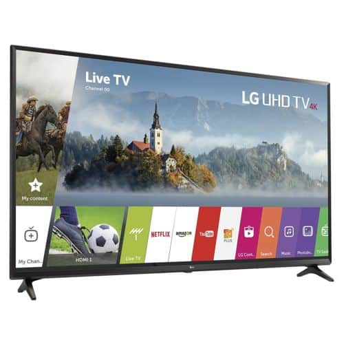 "LG 65UJ6300 65"" UHD 4K HDR Smart IPS LED TV $749 + Free Shipping (eBay Daily Deal)"