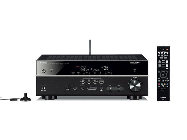 Yamaha RX-V581 7.2-Ch x 80 Watts Networking A/V Receiver Yamaha RX-V581 7.2-Ch x 80 Watts Networking A/V Receiver $300 Shipped