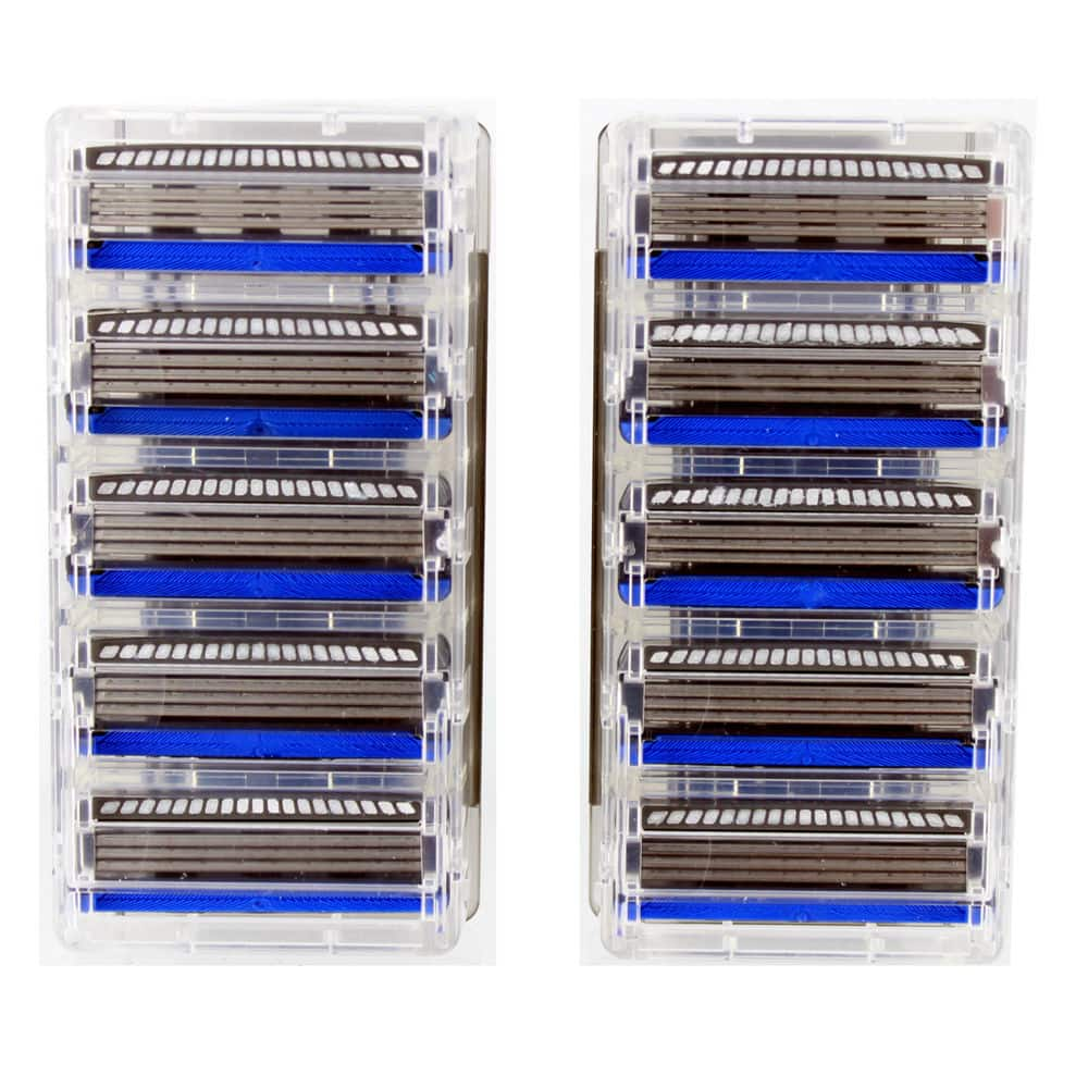 10-Count Schick Hydro 3 Men's Refill Razor Blade Cartridge (Bulk Packaged) $8.49 + Free Shipping