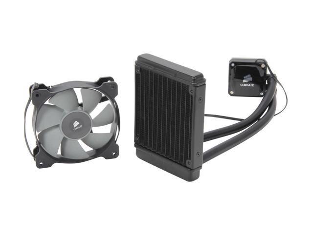 CORSAIR Hydro Series H60 (CW-9060007-WW) High Performance Water / Liquid CPU Cooler $44.99 AR + Free Shipping
