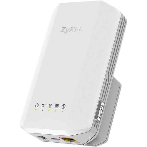 ZyXEL WRE6606 AC1300 Dual-Band MU-MIMO Wireless Range Extender $15 Shipped