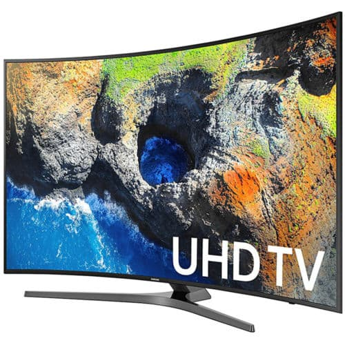 "Samsung UN65MU7500FXZA Curved 65"" 4K Ultra HD Smart LED TV $999 + Free Shipping (eBay Daily Deal)"