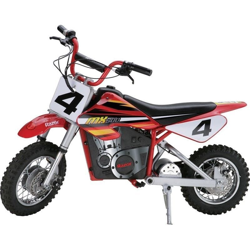Razor MX500 Dirt Rocket Electric Motocross Bike $329, Razor MX650 Dirt Rocket Electric Motocross Bike $379 + Free Shipping (eBay Daily Deal)