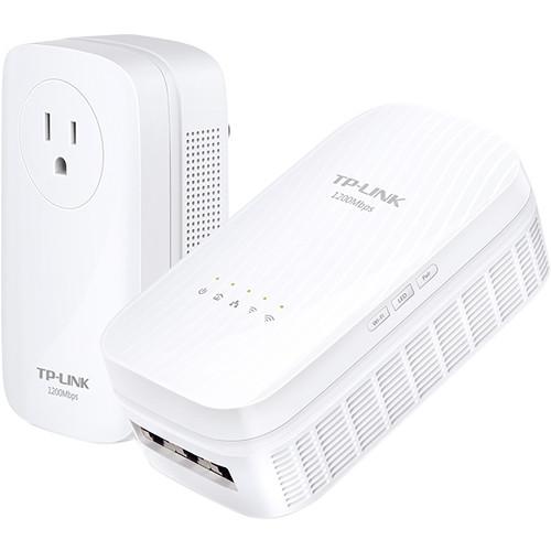 TP-Link TL-WPA8730 AC1750 AV1200 Powerline WiFi Extender Kit for $75 + Free Shipping