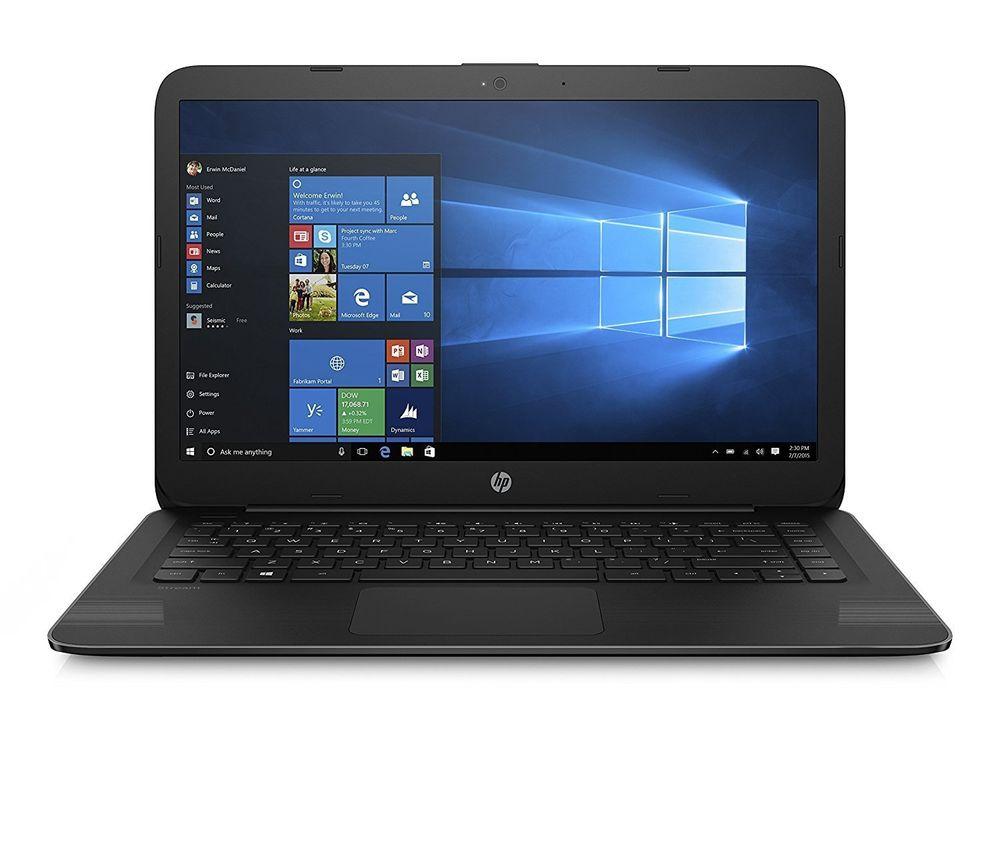 """HP Stream 14-ax040wm 14"""" Laptop Intel N3060 1.6GHz 4GB 32GB eMMc Windows 10 for $160 + Free Shipping (eBay Daily Deal)"""