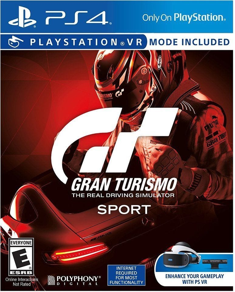 Gran Turismo Sport (PlayStation 4) for $29.99 + Free Shipping (eBay Daily Deal)