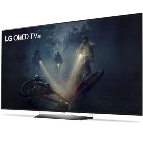 "LG OLED65B7A B7A Series 65"" OLED 4K HDR Smart TV (2017 Model) $1899 + Free Shipping (eBay Daily Deal)"
