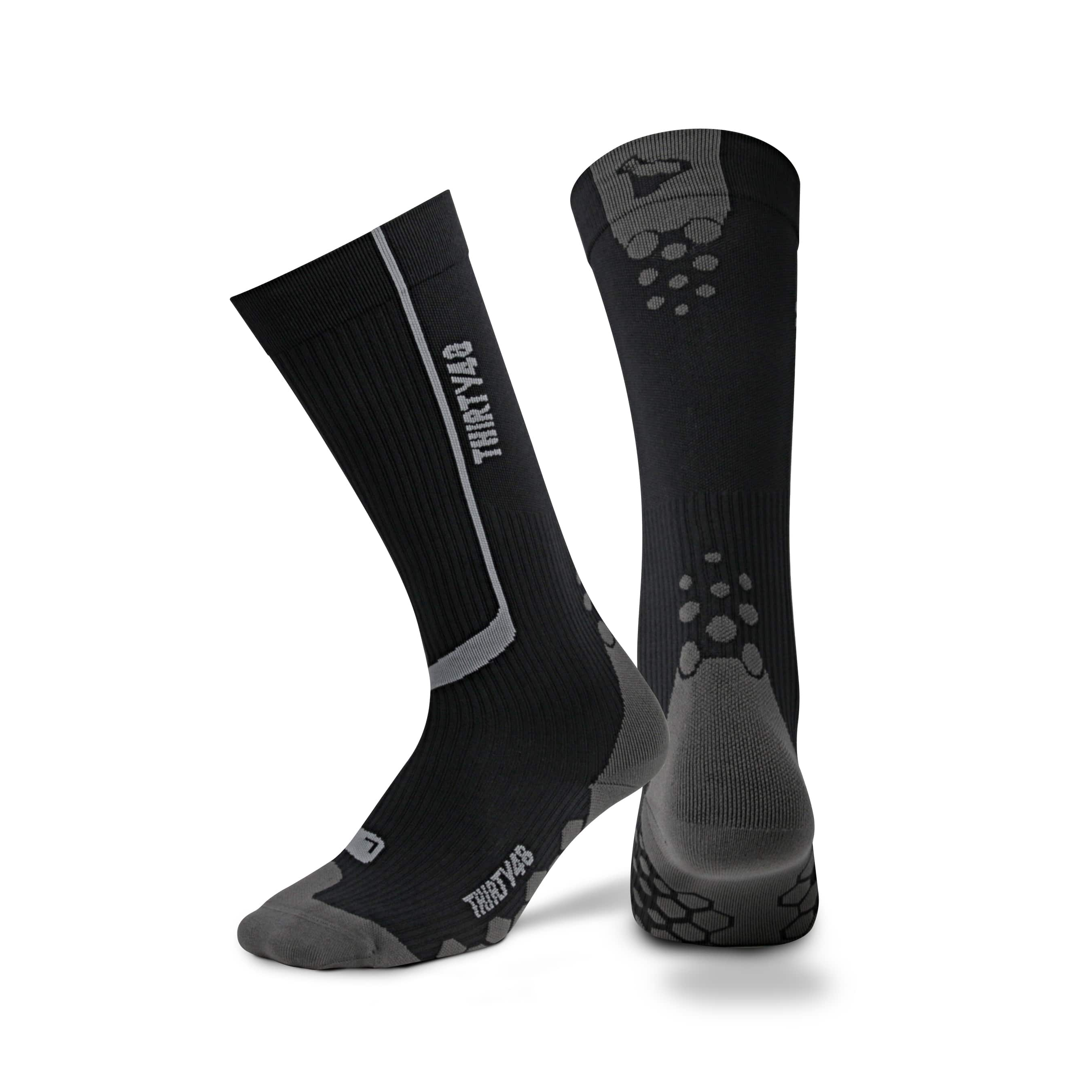 2-Pack Thirty48 Compression Full Socks Plus $13 AC + Free Shipping