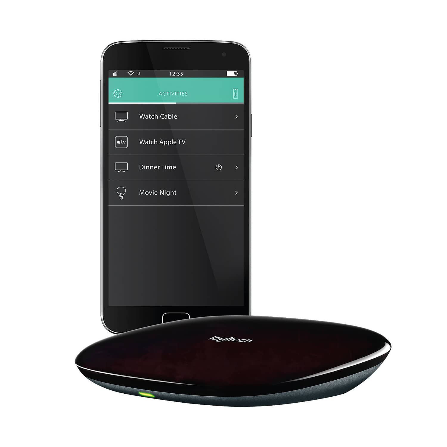 ***Starts 02/26/18 @ 12AM PST*** Logitech Harmony Home Hub - Works with Alexa Home Automation for $67.45 AC Shipped
