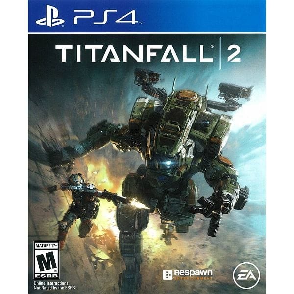 Titanfall 2 (PLAYSTATION 4 OR XBOX ONE) for $7.42 Shipped
