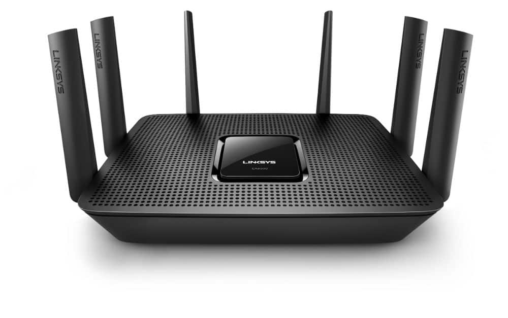 how to connect router as wifi extender linksys