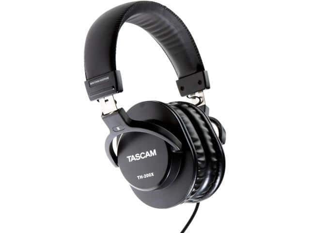 Tascam TH-200X Studio Headphones $29.99 + Free Shipping