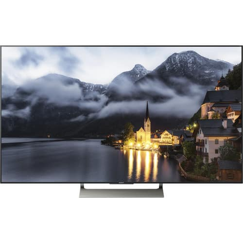 "Sony XBR-X900E-Series 65""-Class HDR UHD Smart LED TV + Google Home Mini Pair Kit (Chalk) $1498 Shipped"