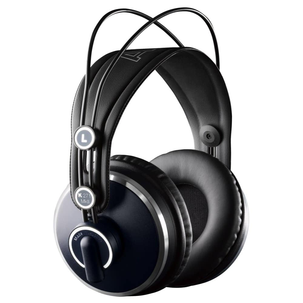 AKG K171 MKII Professional Closed-back Studio Headphones $75 Shipped