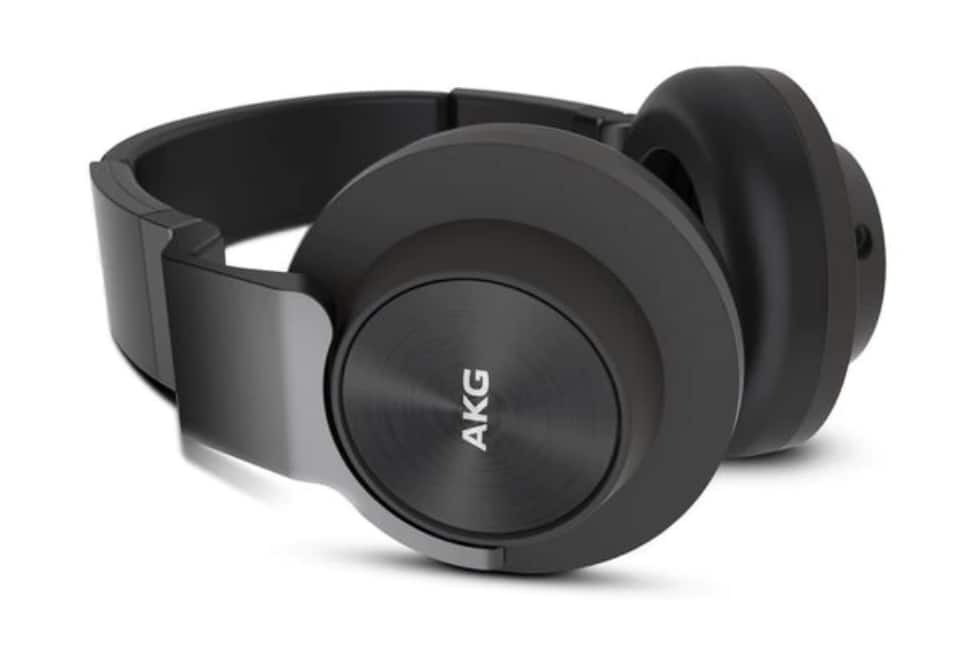 AKG K545 Over-Ear Headphones Refurbished $100 Shipped 2nd Day Air
