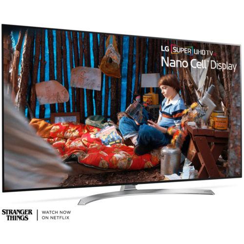 "LG 55SJ8500 SUPER UHD 55"" 4K HDR Smart LED TV  $699 + Free Shipping (eBay Daily Deal)"