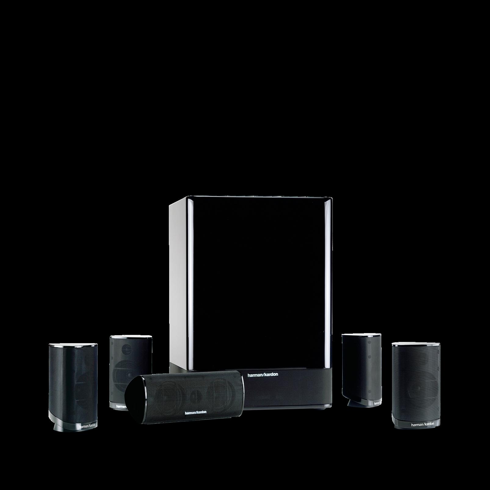 Harman Kardon HKTS 15 5.1 Home Theater Speaker System $200 + Free Shipping