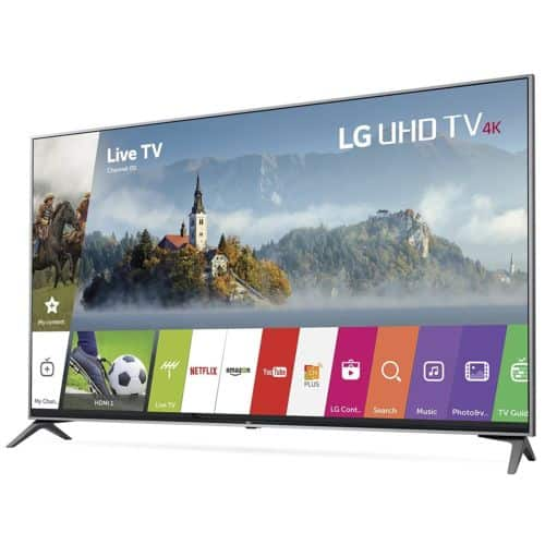 "LG 55UJ7700 55"" UHD 4K HDR Smart IPS LED TV $499, LG 65UJ7700 - 65"" UHD 4K HDR Smart LED TV $749 + Free Shipping (eBay Daily Deal)"