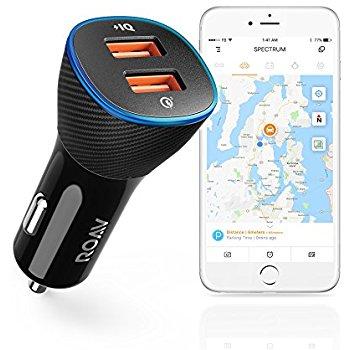 Anker Roav FHD 1080P Dash Cam C2 $44.99, Anker QC 3.0 42W Dual USB Car Charger $14.89 & More + FSSS