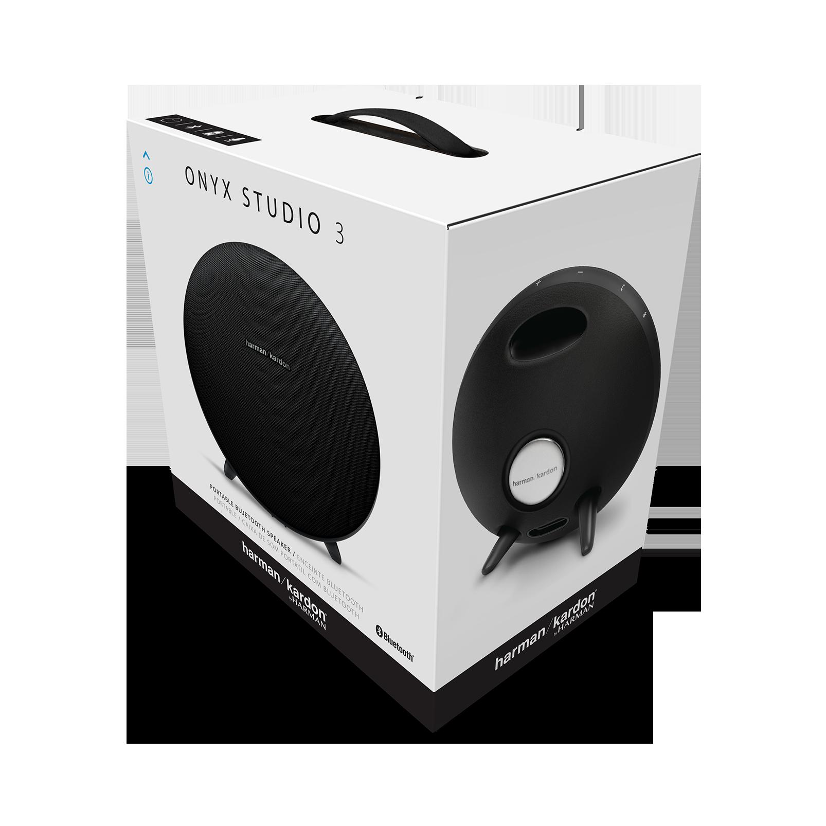 Harman Kardon Onyx Studio 3 Portable Bluetooth Speaker Refurbished $84.99 Shipped
