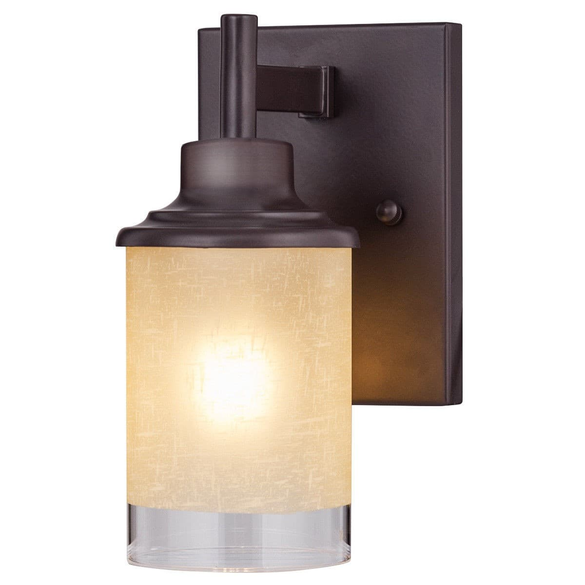 Costway Wall Mounted One-Light Antique Light $15.95 + Free Shipping