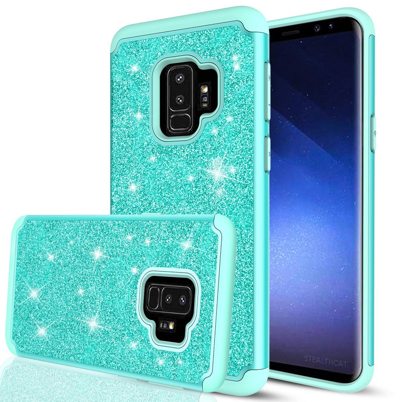 LeYi Samsung Galaxy S9 Glitter Case $2.92 + FSSS