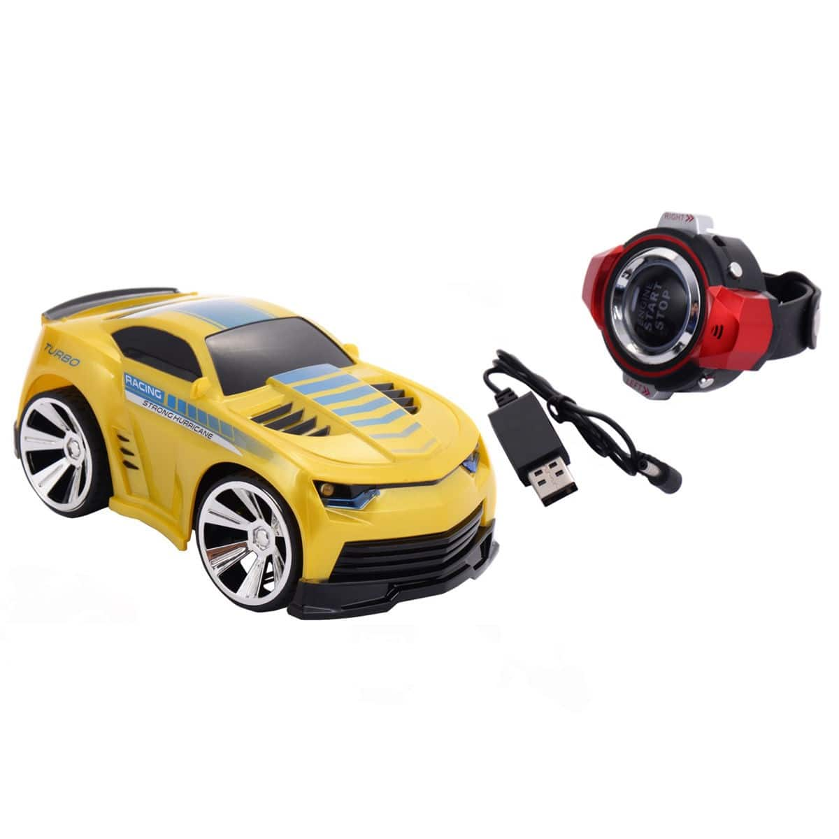 Costway 2.4G Voice Command Remote Control Car $11.95 + Free Shipping