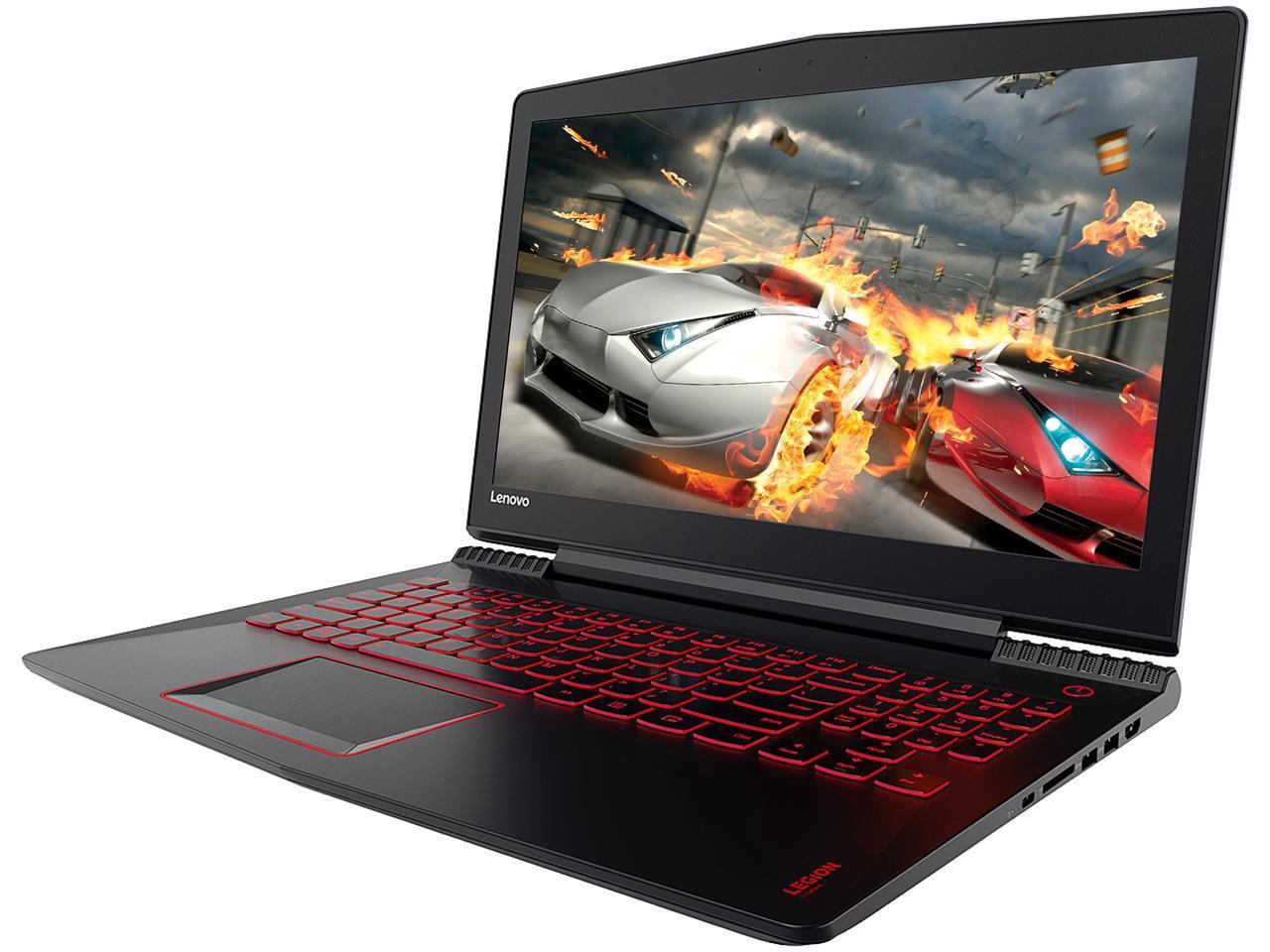 "Lenovo Legion Y520 80WK001MUS 15.6"" Gaming Laptop - $849 AC + Free Shipping"