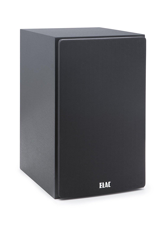 ELAC Debut speakers on sale- B5 bookshelves for $159/pair, F6 Floorstander for $279/each, S10EQ Sub for $279 + FS