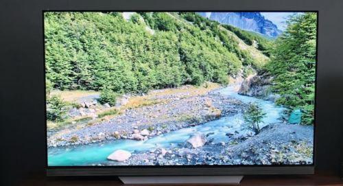 LG Electronics OLED55E7P 55-Inch 4K Ultra HD Smart OLED TV $1399 + Free Shipping (eBay Daily Deal)