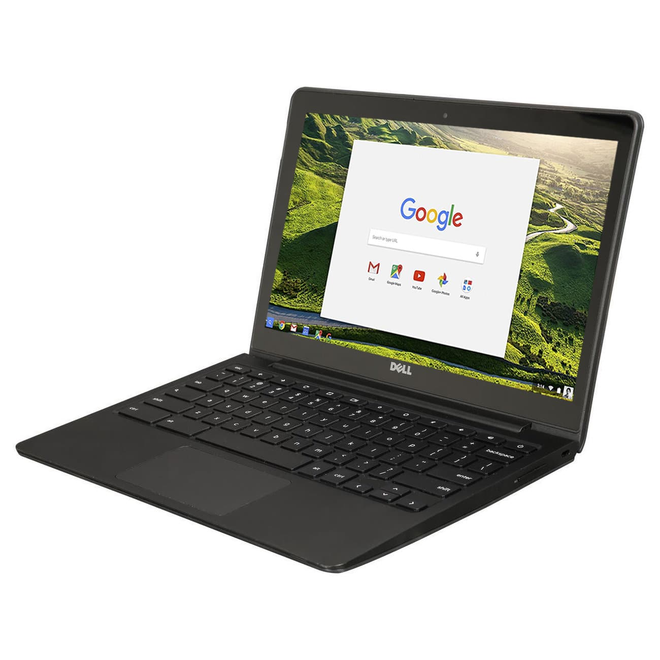 "Dell ChromeBook 11 11.6"" 16GB SSD 4GB Intel Celeron 2955U HDMI, Webcam and WiFi (refurbished) for $110.45 AC Shipped"