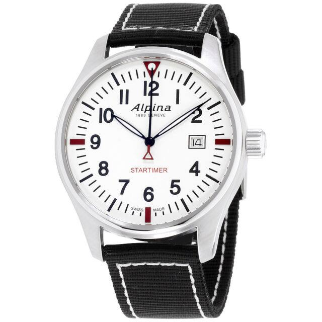 Alpina Startimer Men's Watch Only $199.99 + Free Shipping