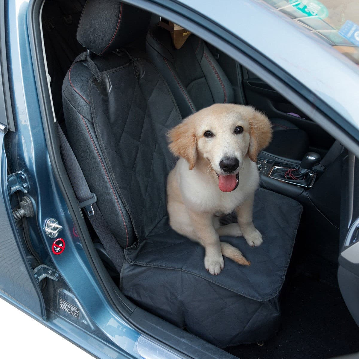 Costway Waterproof Pet Front Car Seat Cover $8.95 + Free Shipping