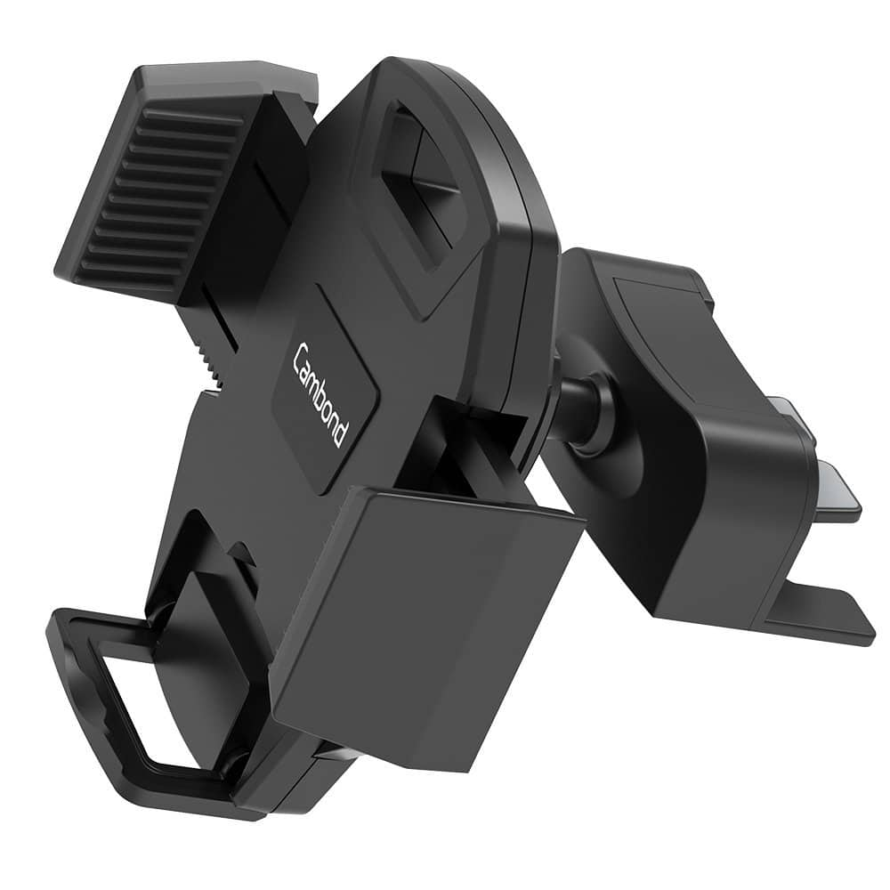 Cambond Quick Release CD Slot Car Phone Mount Holder $6.99 + FSSS