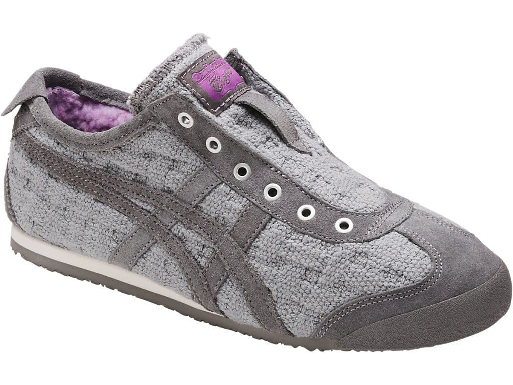 Onitsuka Tiger Women's Mexico 66 Slip-On Shoes $31.99 + Free Shipping