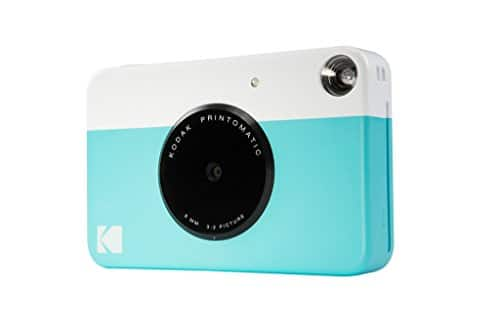 Kodak Printomatic Instant Print Camera (various colors): $59.49 AC + Free Shipping (Earn $6.90 in RSP)