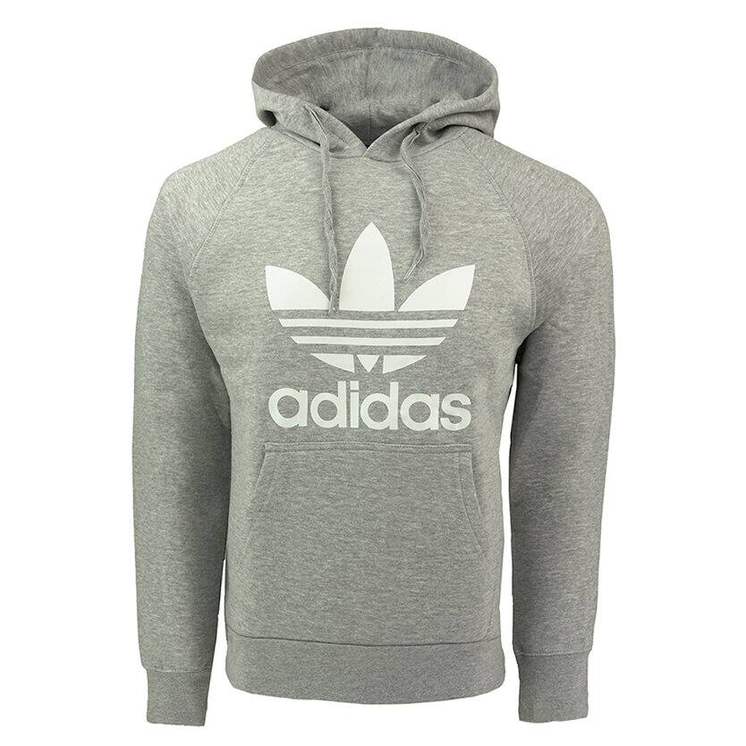 Adidas Men's Hooded Sweatshirt $26 AC + Free Shipping