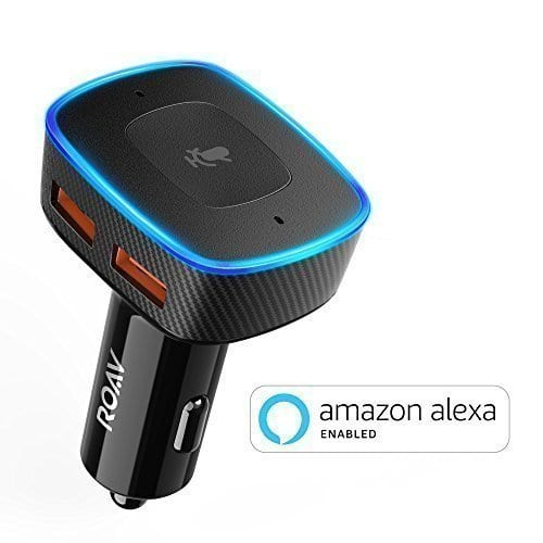 Anker Roav VIVA Alexa-Enabled 2-Port USB Car Charger $38.99 AC + FSSS