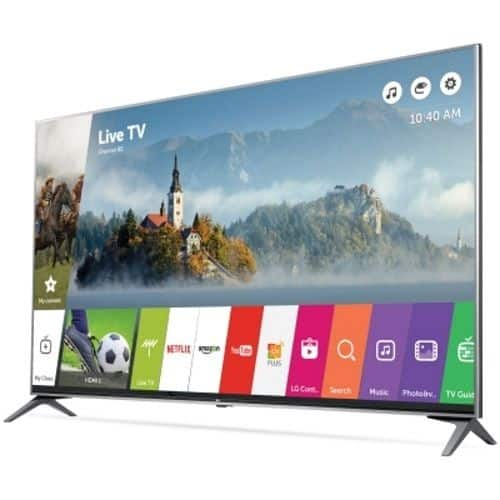 """LG 65UJ7700 - 65"""" UHD 4K HDR Smart Active HDR+ and Dolby Vision IPS Panel LED TV $649 + Free Shipping (eBay Daily Deal)"""