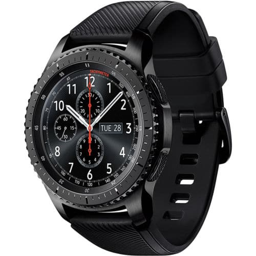 Samsung Gear S3 Bluetooth Watch with Built-in GPS Frontier or Classic $249.99 + Free Shipping (eBay Daily Deal)