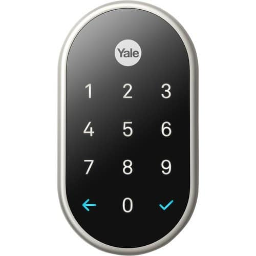 Nest x Yale Smart DoorLock: $219 AC + Free Shipping