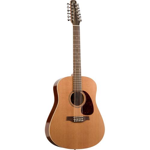 Seagull Guitars Coastline S12 Cedar 12-String Acoustic Guitar (Natural Semi-Gloss) $399.00 + Free Shipping