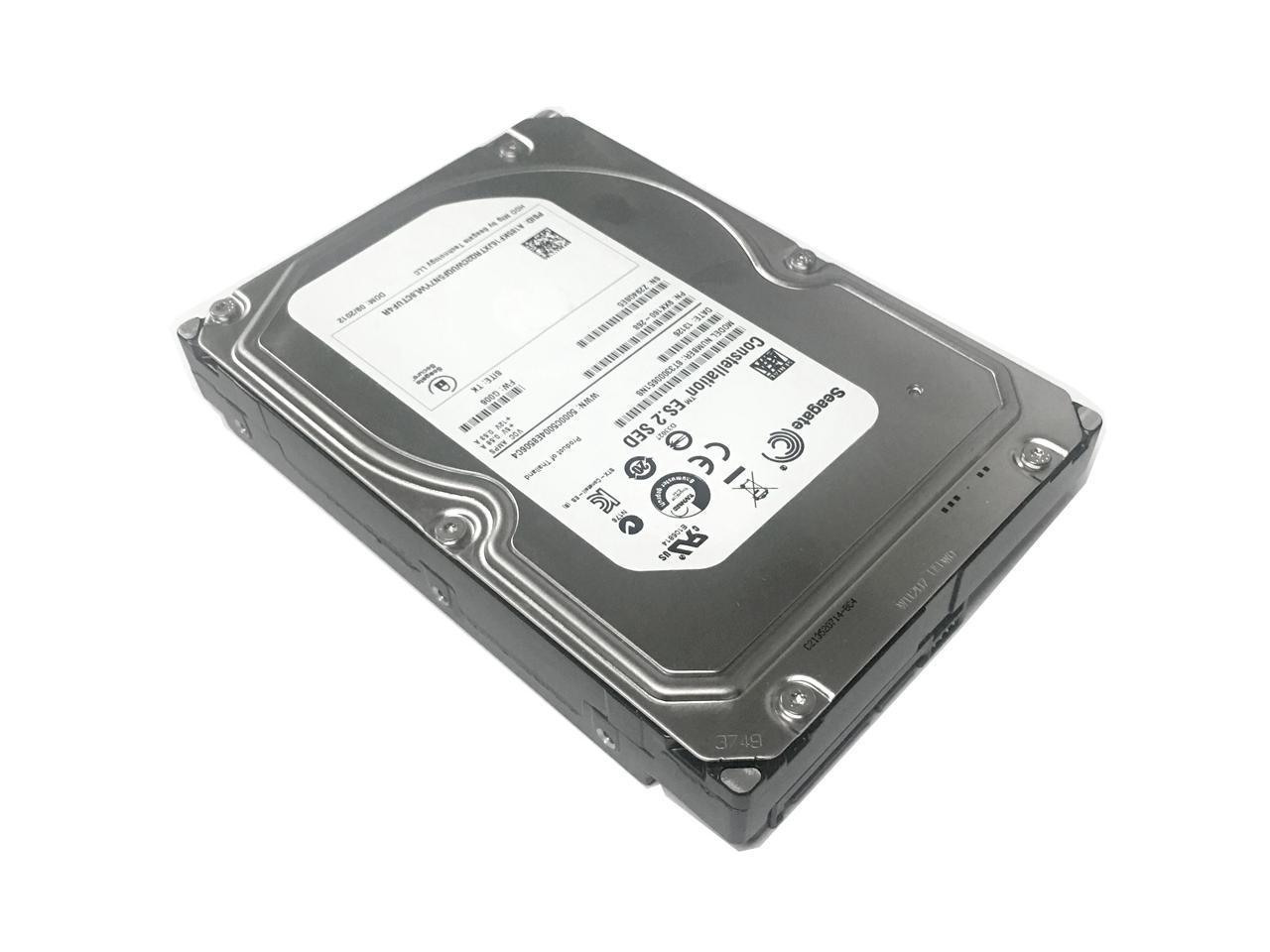 "Refurbished: Seagate Constellation ES.2 ST33000651NS 3TB 7200 RPM 64MB Cache SATA 6.0Gb/s 3.5"" Enterprise Hard Drive - $34.99 AR + FS"